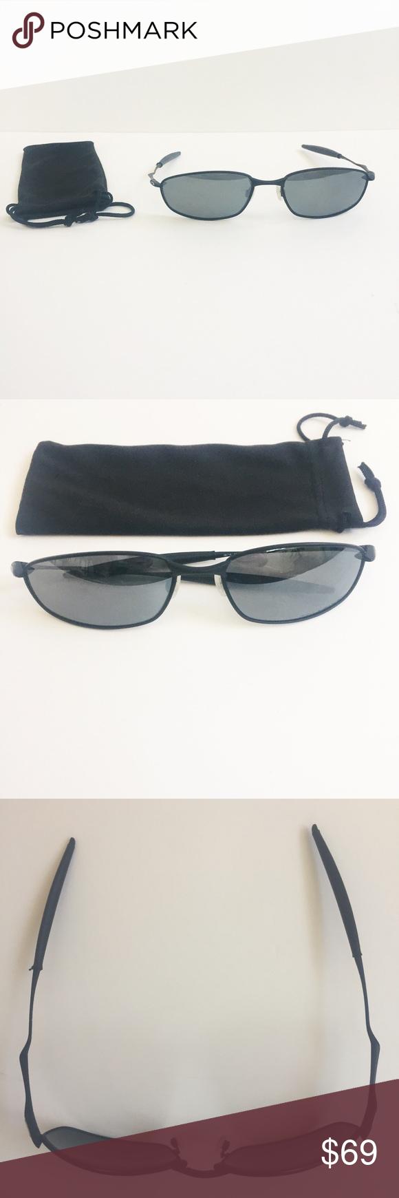 400fb480e81 Oakley Whisker T Sunglasses Polarized 60 19 05-715 Oakley Whisker T  Sunglasses Polarized