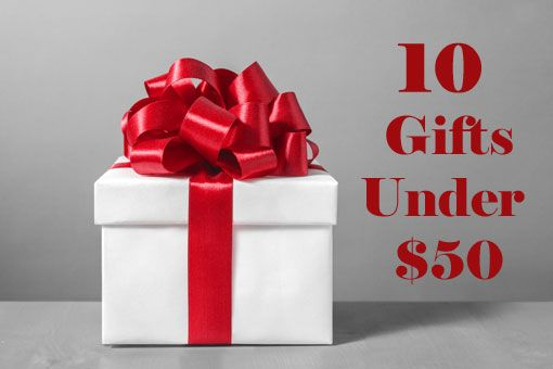 Tech christmas gifts under 10 dollars