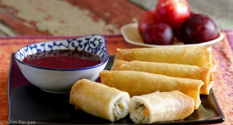 delicious plum sauce recipe  plum sauce plum recipes