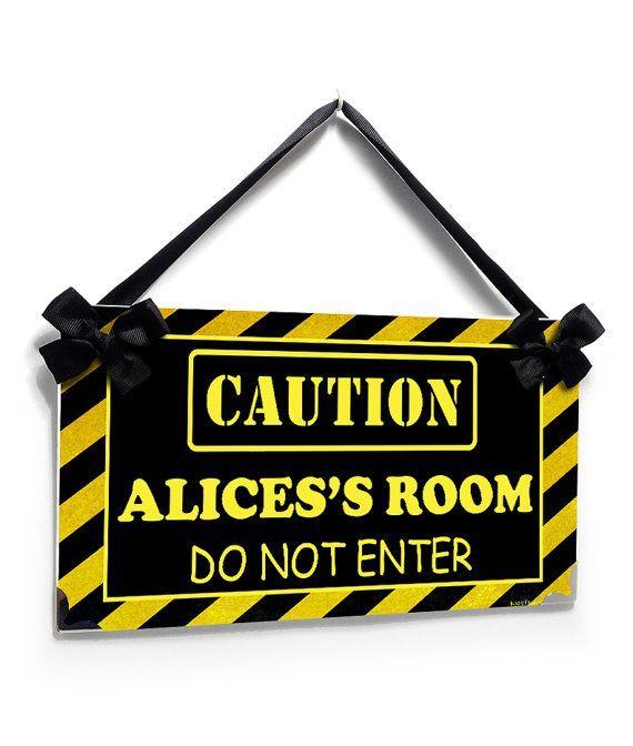 Signe de porte enfants chambre signe de porte chambre d/'enfant Signe Porte