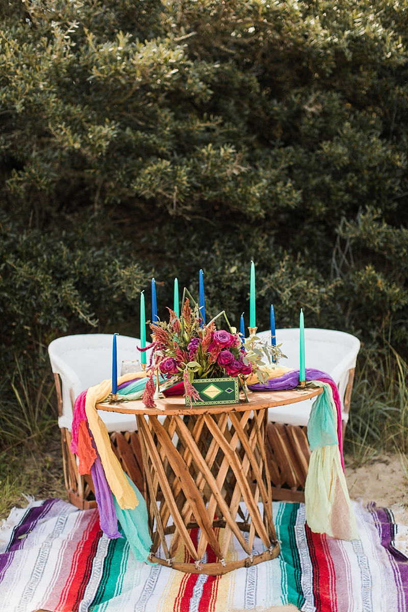 Photo of Hold Your Margarita While You Swoon Over These Boho Beach We…