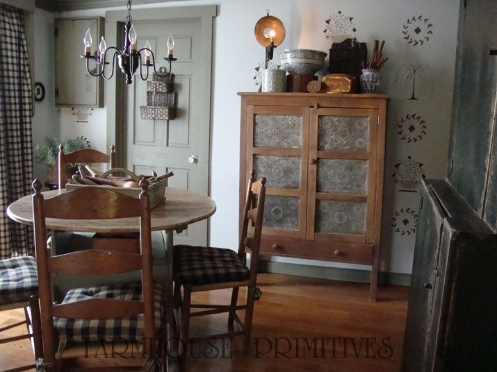 Country Primitive And Farmhouse Home Decor Blogs