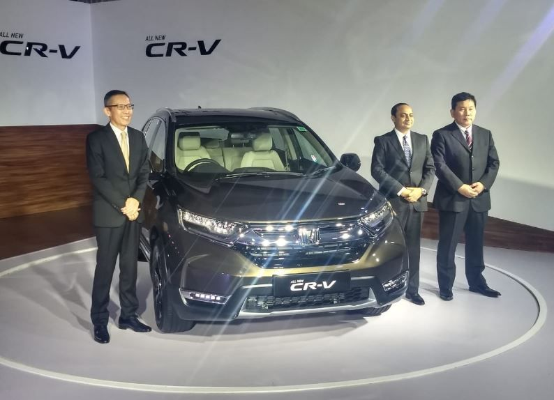 With Indian Emission Policy That Is In Effect From 1st April 2020 Automakers Are Bound To Follow The Standards And Update Their Vehic In 2020 Honda Honda City Honda Cr