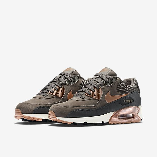 nike damen air max 90 leather wmns