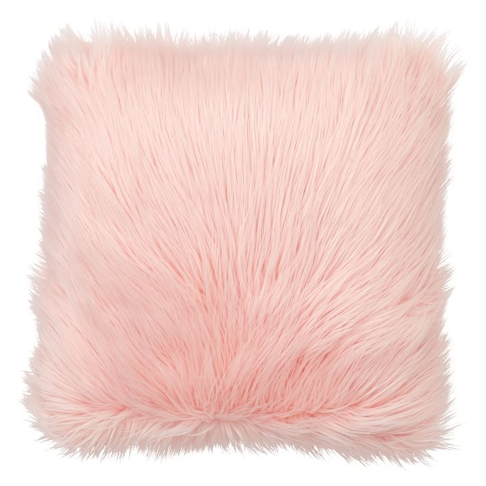 Fur-rific Faux-Fur Pillow Covers
