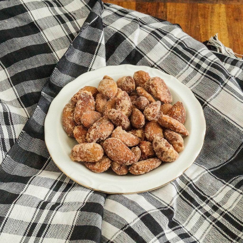 sugar covered almonds | Sugared Almonds