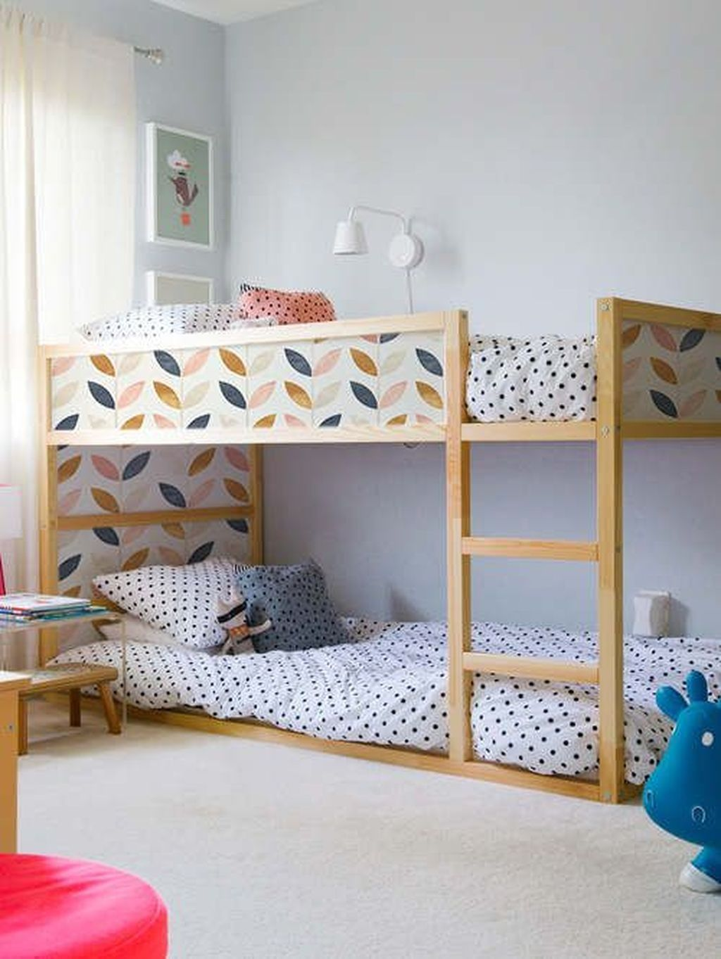 88 Cool Ikea Kura Beds Ideas For Your Kids Room Ikea Kura Bed