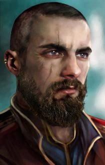 In search of a young male dwarf portrait — Beamdog Forums