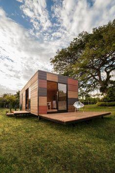 Casas de estilo moderno por COLECTIVO CREATIVO