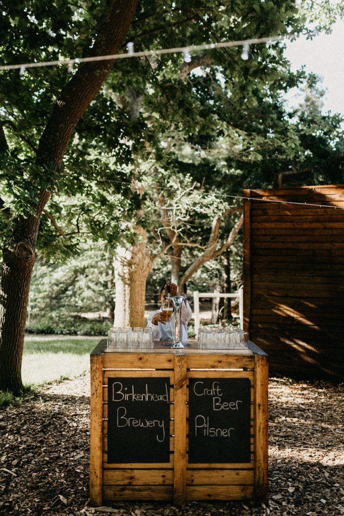 Sophisticated Bohemian Cape Town Wedding at Die Woud