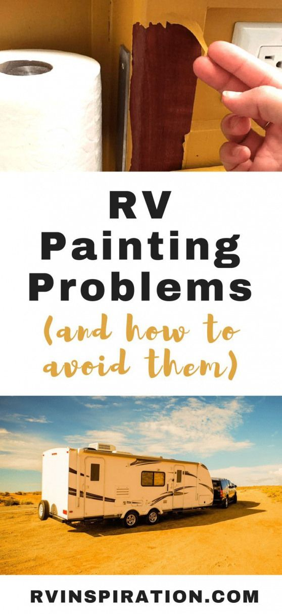 Watch out for these frustrating problems encountered by people who painted the walls or cabinets in