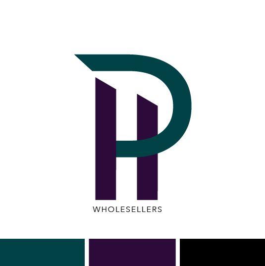 Sample Logo For P H Wholesellers By Paintedbagels Com Logo Design Logos H Logos