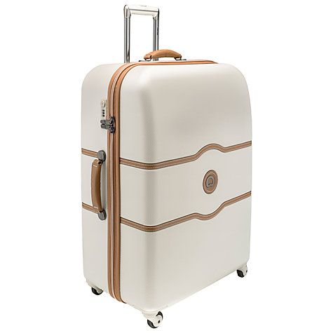 Buy Delsey Chatelet 4-Wheel 77cm Large Suitcase Online at ...