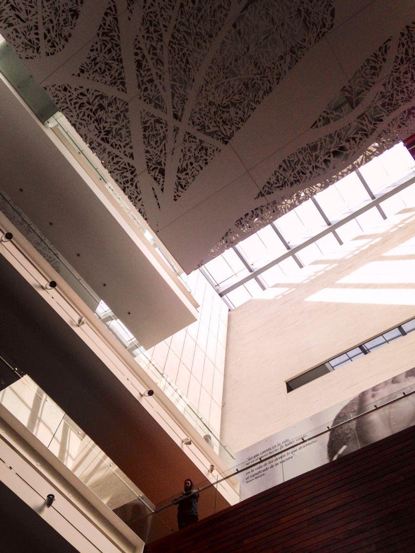 Mexico City - Museo de la Memoria y Tolerancia