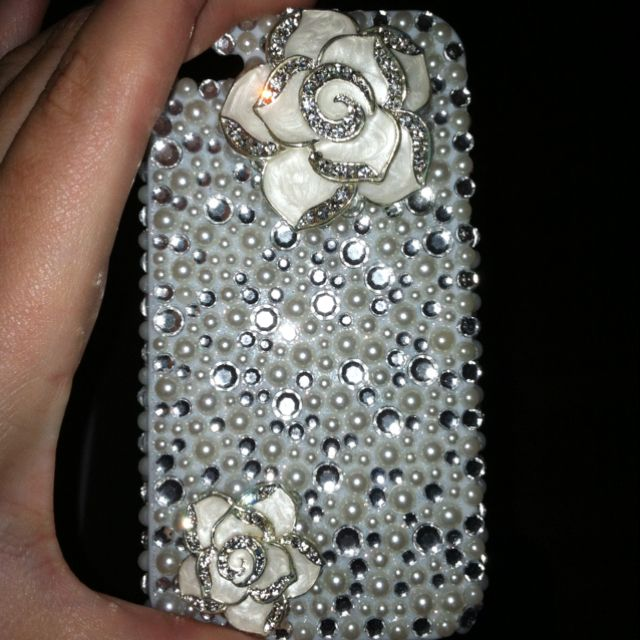 my glam phone cover