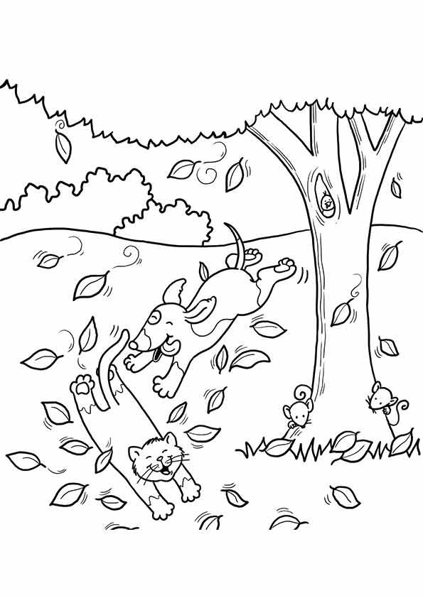 Free Printable Fall Coloring Pages For Kids Best Coloring Pages For Kids Fall Coloring Sheets Fall Coloring Pages Free Halloween Coloring Pages
