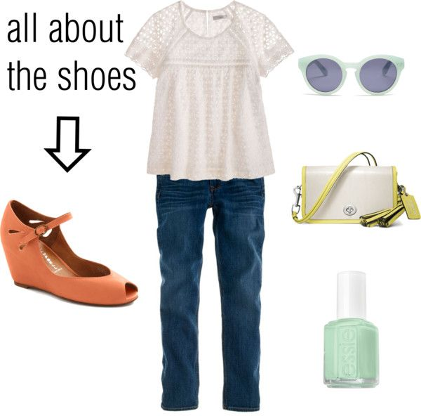 Perfect spring outfit!