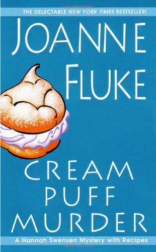 Bestseller Books Online Cream Puff Murder (Hannah Swensen Mysteries) Joanne Fluke $7.99  - http://www.ebooknetworking.net/books_detail-075821023X.html