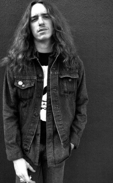 Triple denim//Cliff Burton 1984