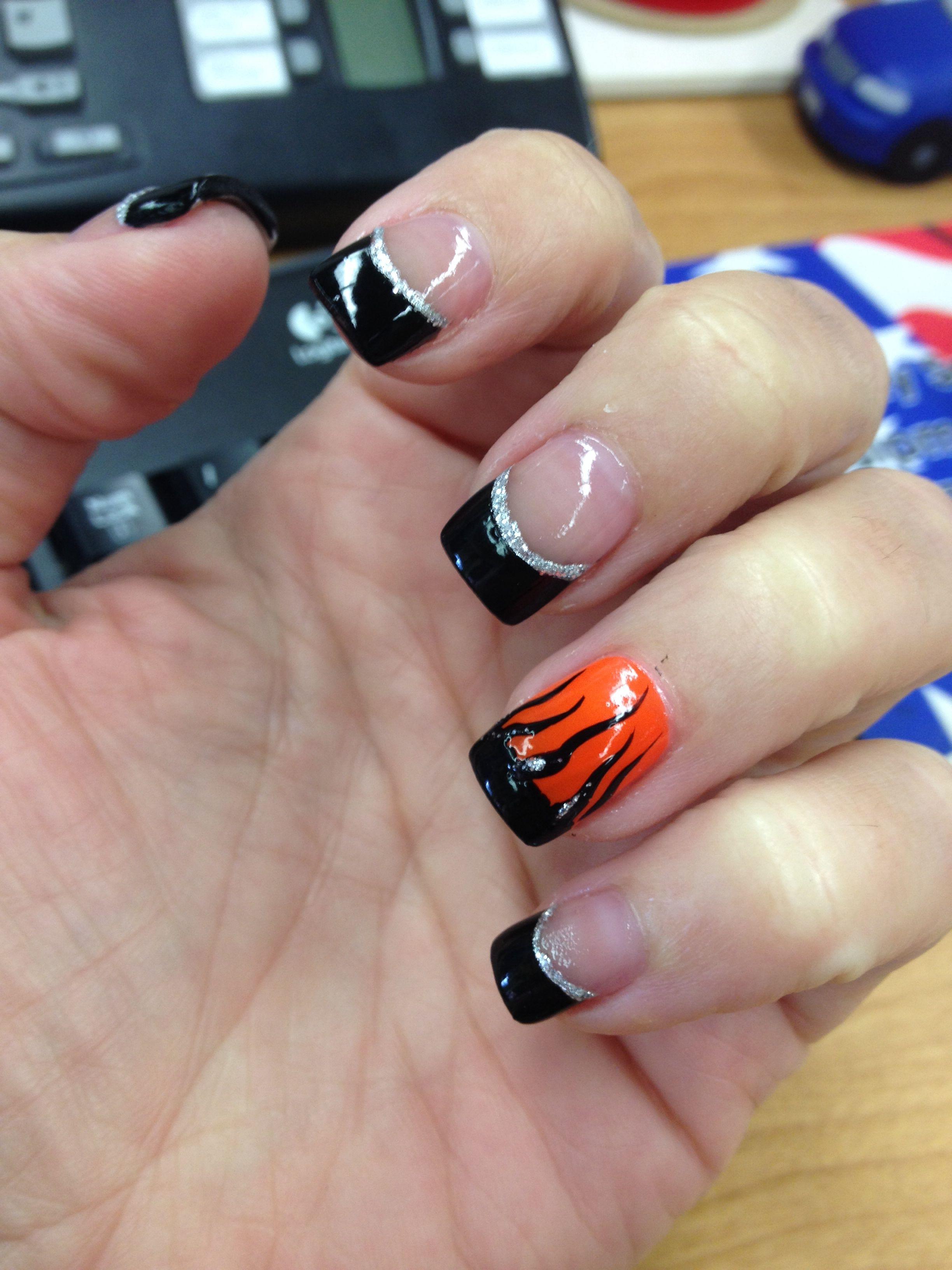 flame nails beauti-licious