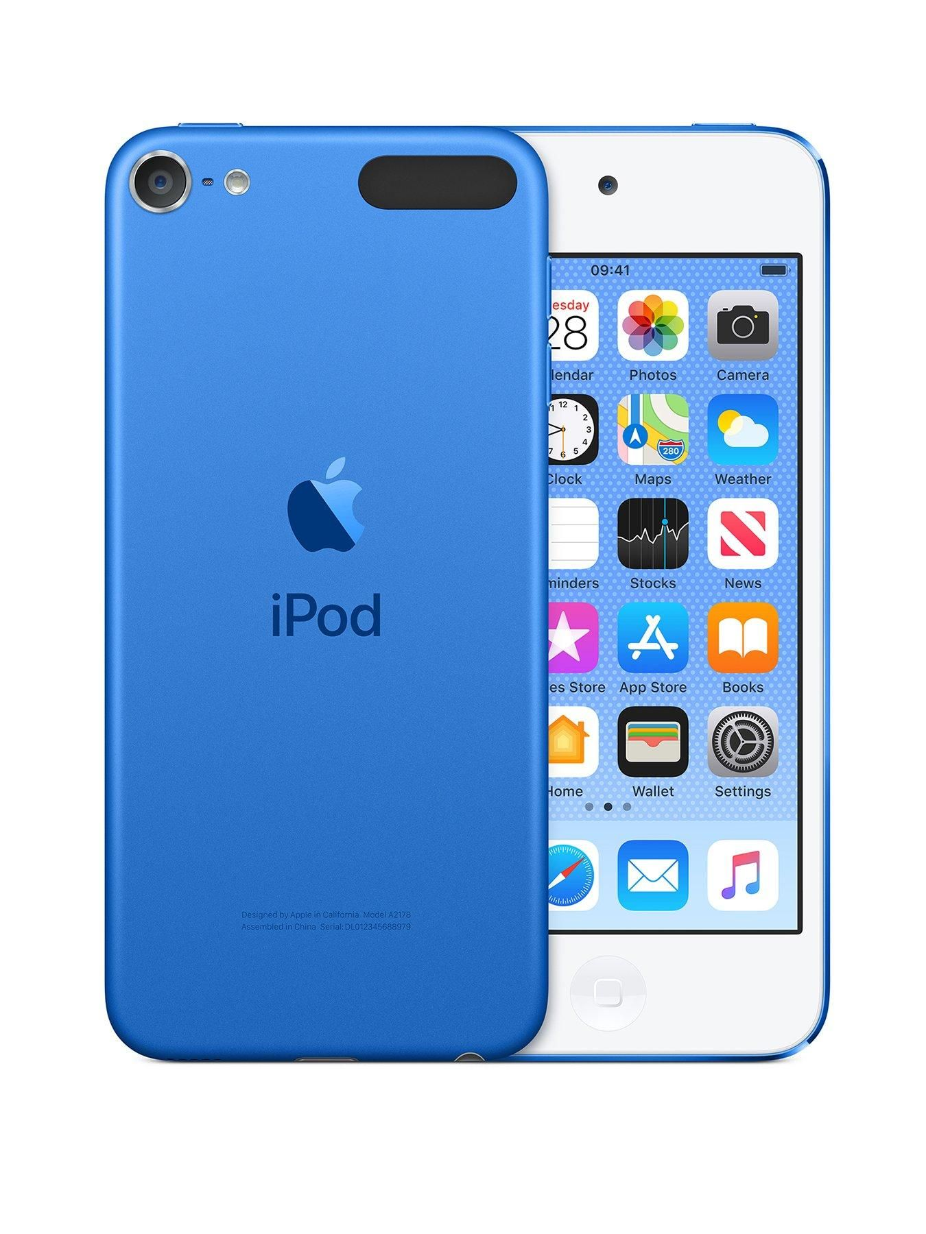 Apple iPod touch, 128Gb Blue in 2020 Ipod touch, Ipod