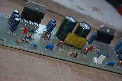 TDA7293 vs TDA7294 Audio Power Amplifier Project | Audio ...