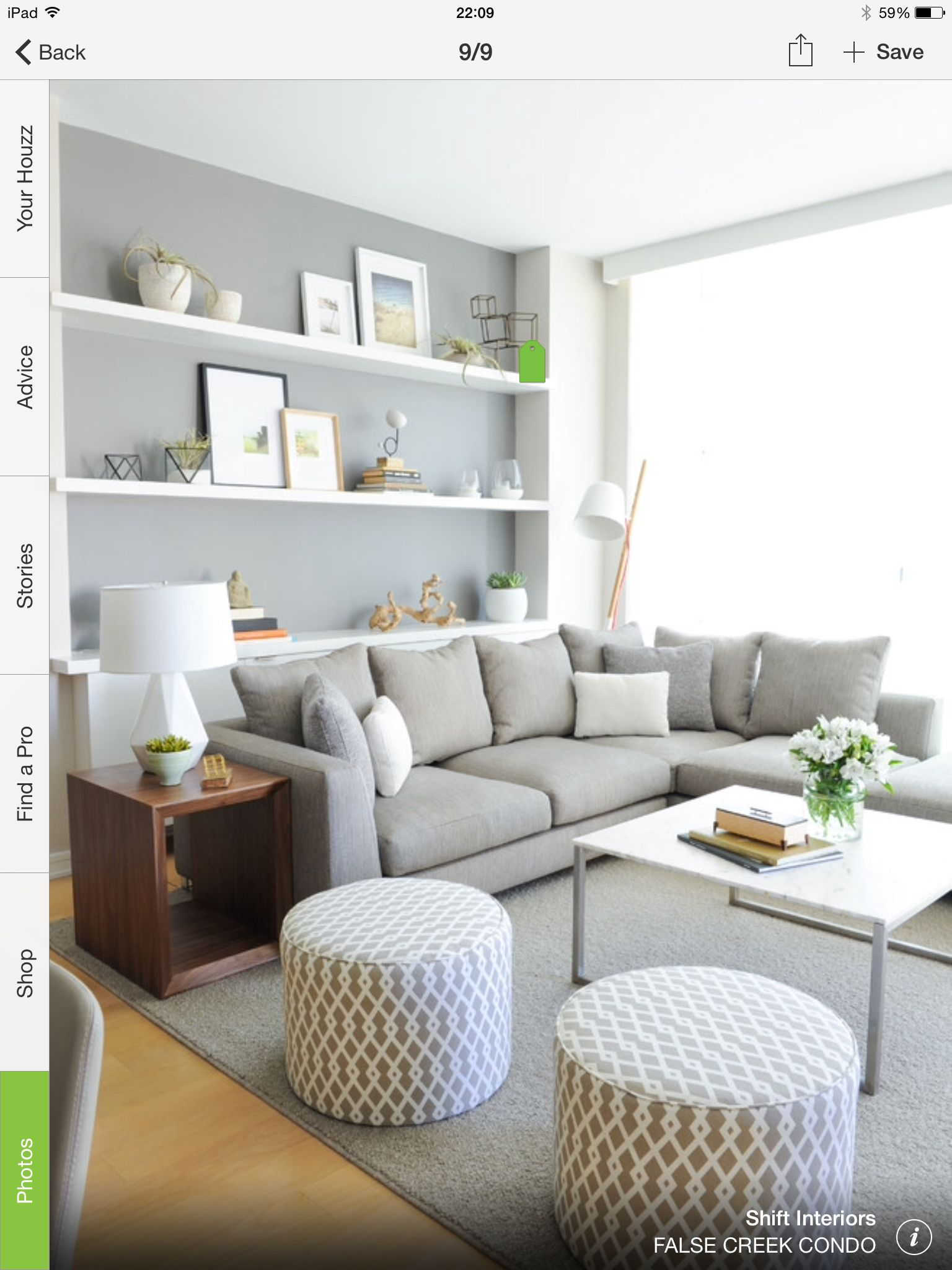 Houzz Greys Small Living Rooms Apartment Living Room Living