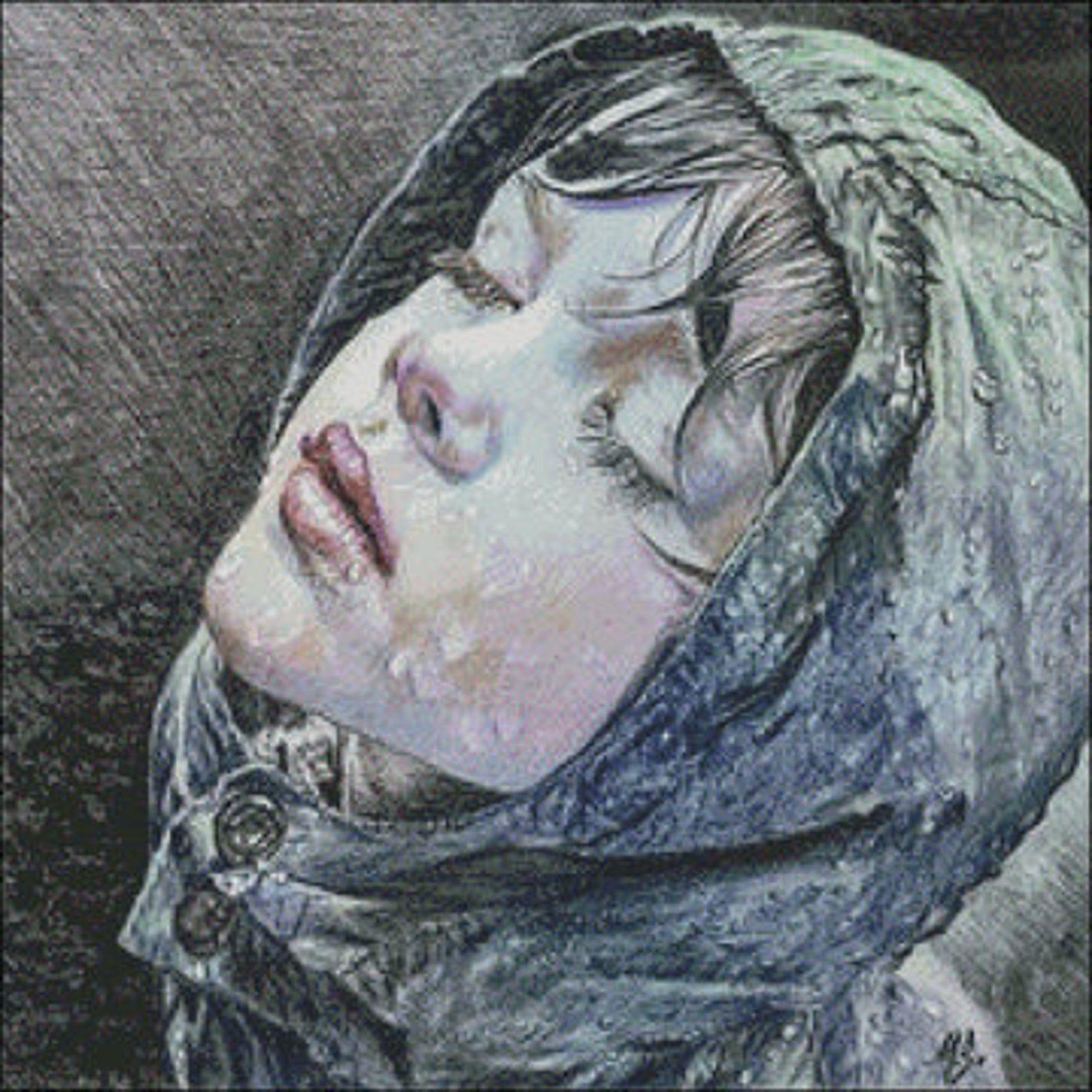 Under The Rain Cross Stitch Chart   Etsy