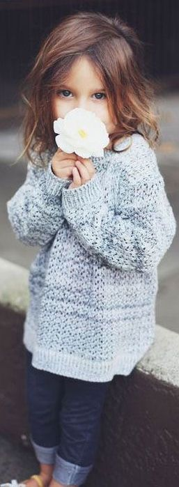 chic kids denim style