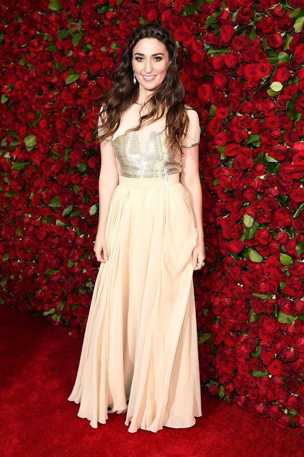 Sara Bareilles in Gomez-Gracia - Best Dressed at the 2016 Tony ...