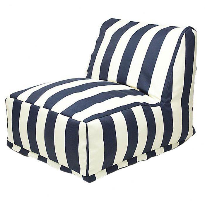 Neve Indoor/Outdoor Bean Bag Chair | ✩ Stars & Stripes ...