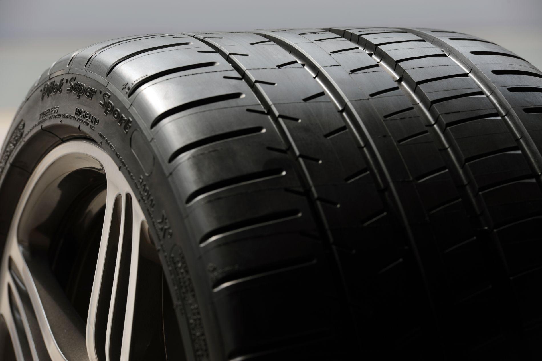 Michelin Pilot Super Sport tires Performance tyres