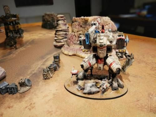 Warhammer 40k Tau Stormsurge Pro Painted in Nordrhein