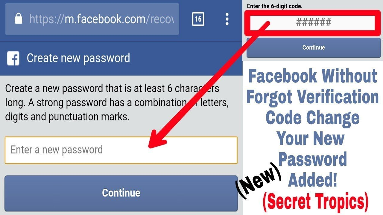 How to Change Facebook Password without OTP in 2020