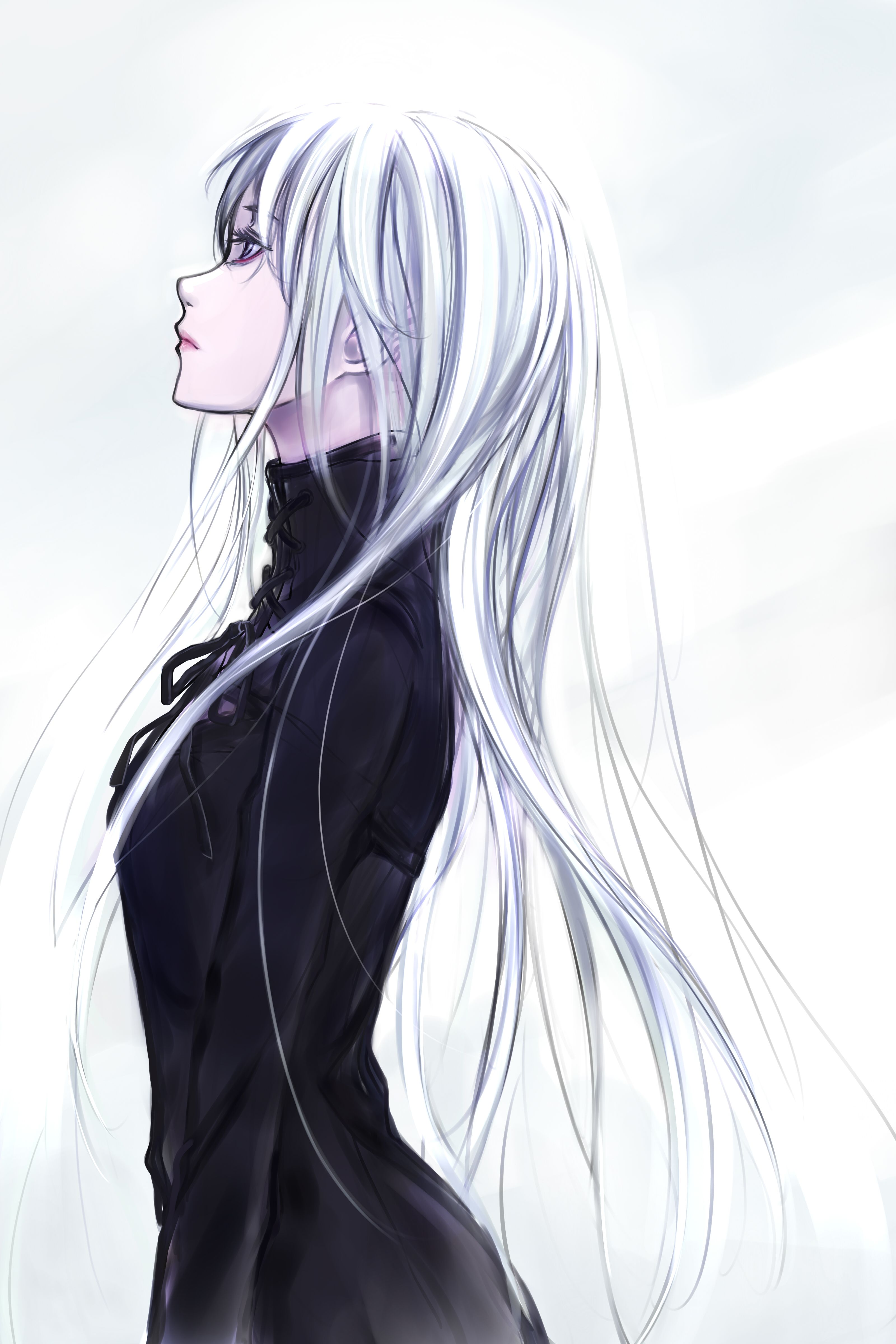 Pin by Mari Sawon on anime Anime art girl