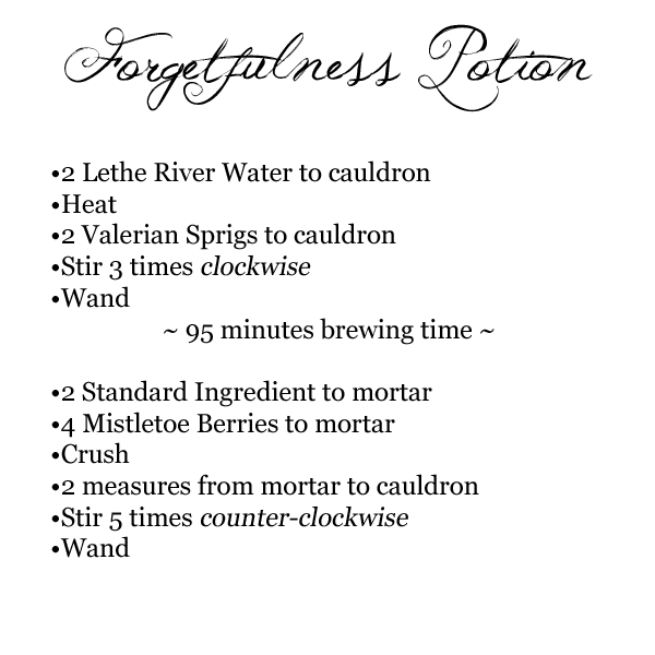 harry potter potions recipes - Buscar con Google | HARRY POTTER ...