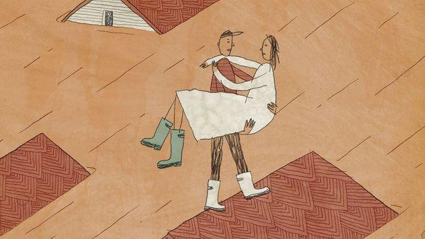 A Wave Of Good Indicators Modern Love Illustrators Ny Times