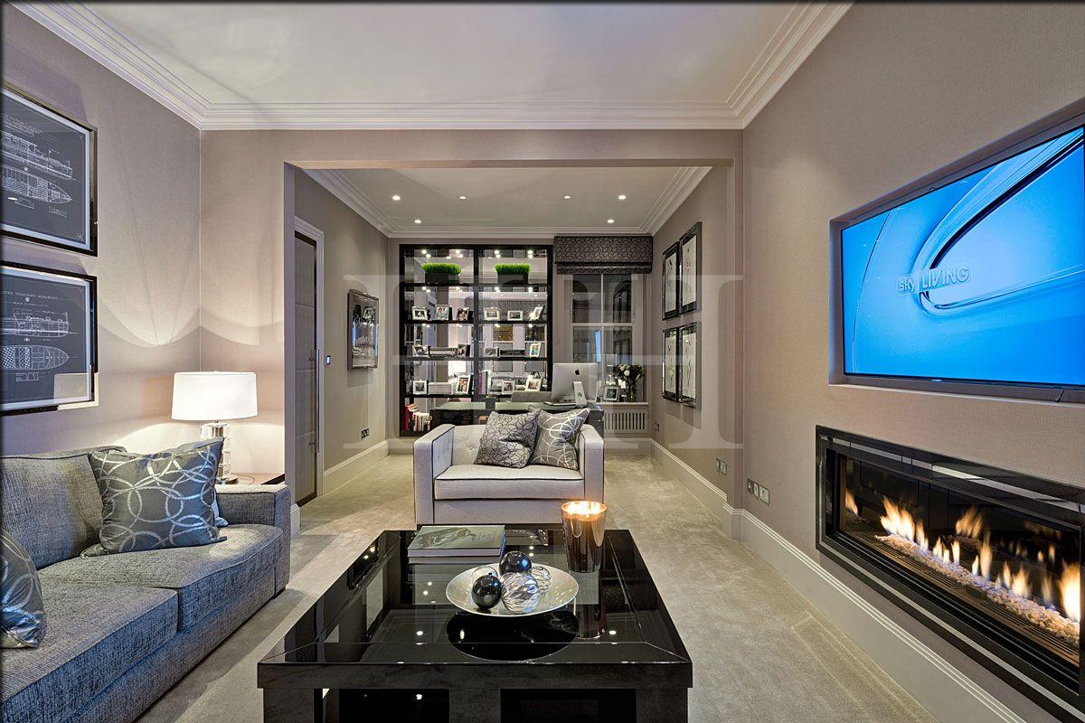 Ellerby Street UK Project Interior Design Portfolio Hill House