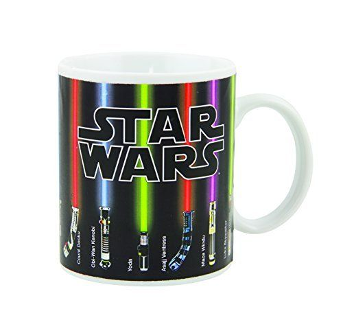 Star Wars Lighsaber Heat Change Mug by Star Wars via https://www.bittopper.com/item/star-wars-lighsaber-heat-change-mug-by-star-wars/
