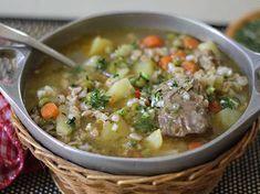 Sopa de Cebada – Çorba Tarifleri