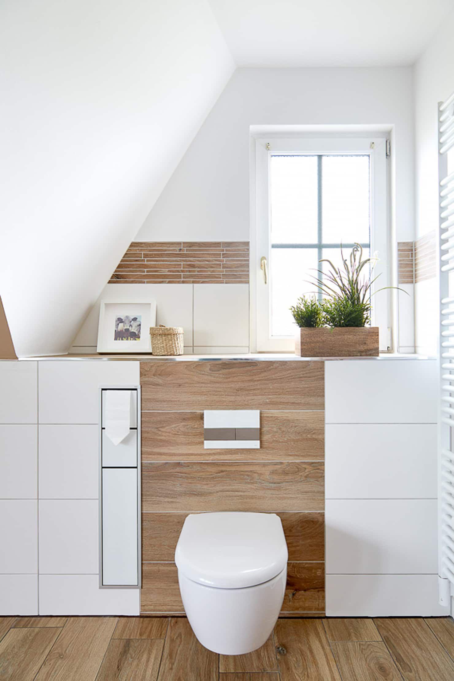 So Holen Sie Sich Die Natur Ins Badezimmer Moderne Badezimmer Von Banovo Gmbh Modern Holz Kunststoff Verbund Homify Badezimmer Innenausstattung Modernes Badezimmer Badezimmer Bauen