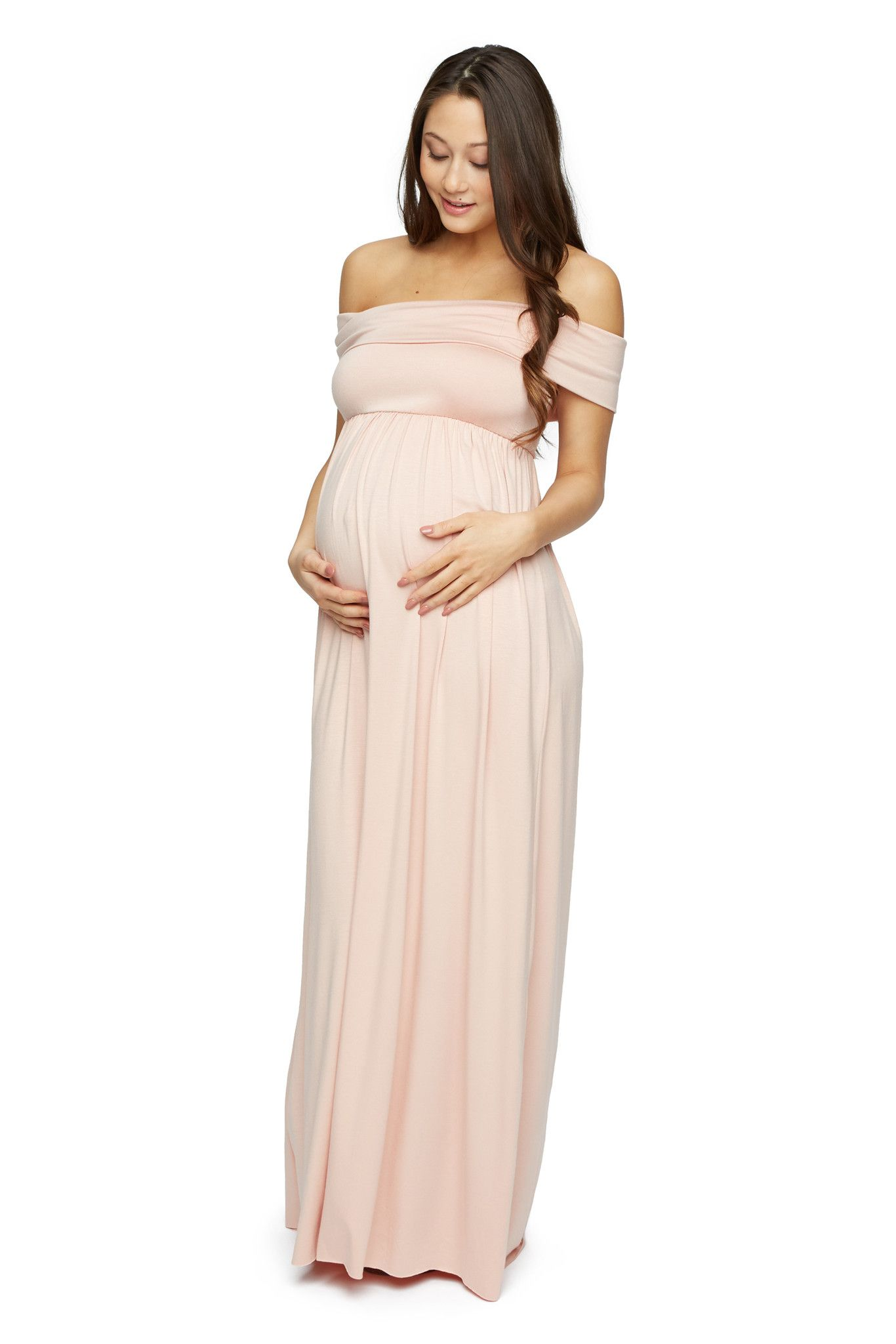 Rachel pally maternity midsummer off the shoulder dress bisou rachel pally maternity midsummer off the shoulder dress bisou pink ombrellifo Image collections
