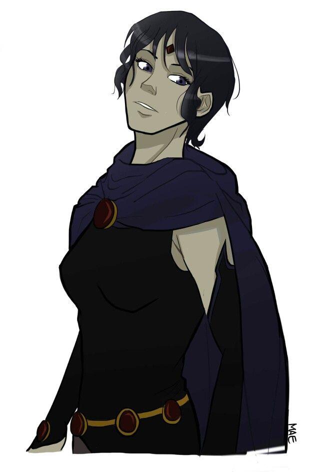 Fan art Raven