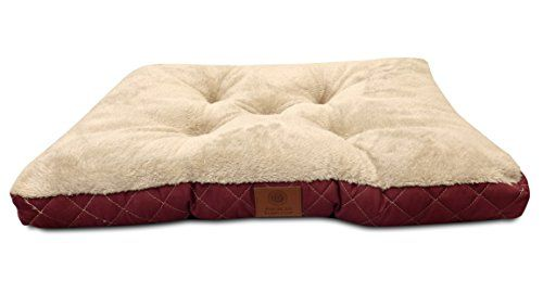 Akc Deluxe Plush Quilted Crate Mat Read More At The Image Link