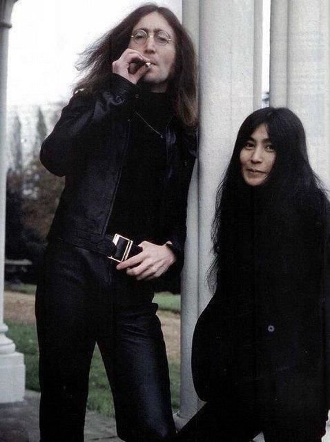 ♥♥John W. O. Lennon♥♥ ♥♥Yoko Ono-Lennon♥♥