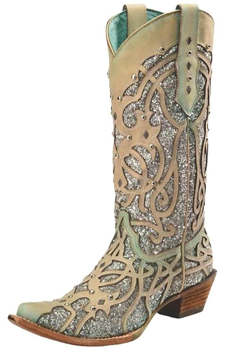 corral chameleon boots