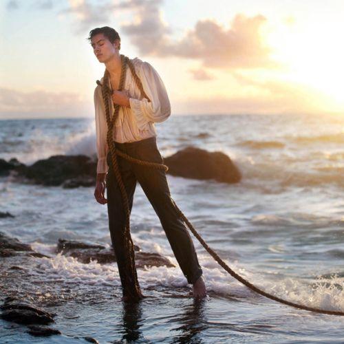 """Tides reclaim us"" by Alex Stoddard: http://fairytalemood.tumblr.com/post/17280275281/tides-reclaim-us-by-alex-stoddard"