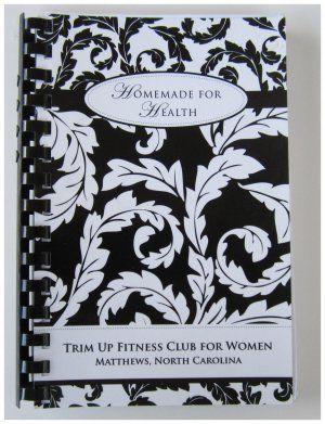 Matthews NC Cookbook Fitness Club for Women Homemade for Health