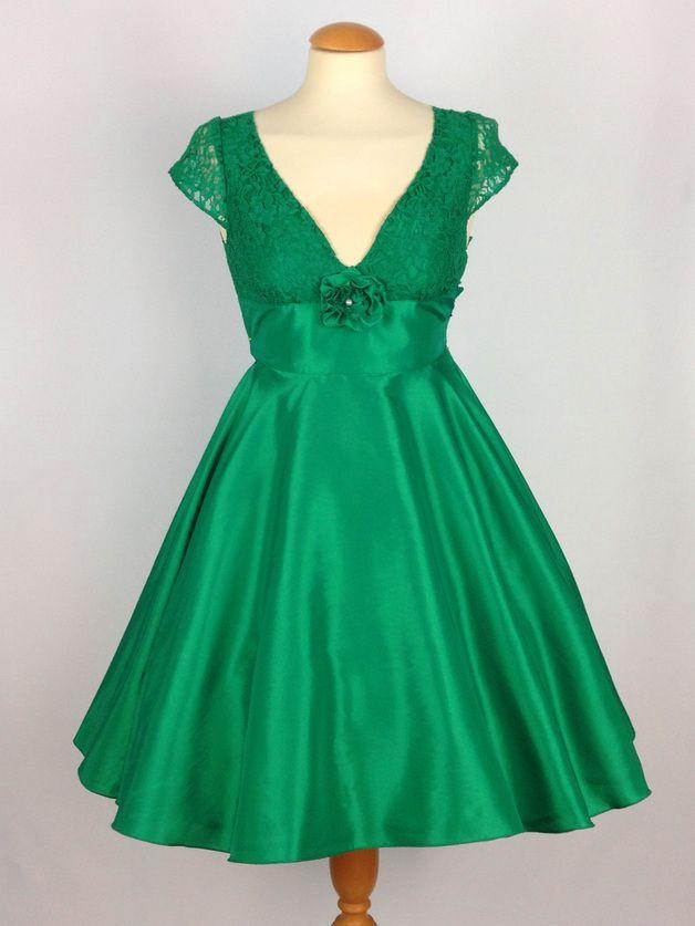 Abendkleider - Kleid,Petticoatkleid,Abendkleid,Spitze ...
