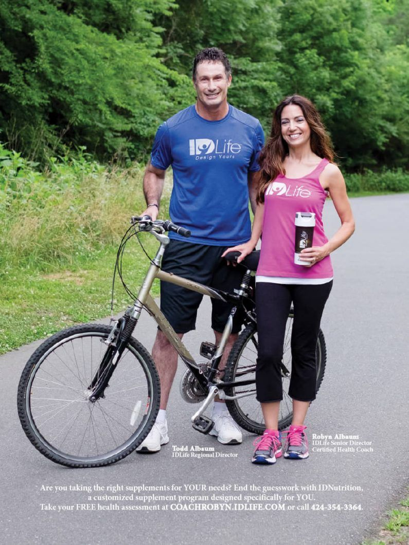 Todd And Robyn Albaum Of Idlife Featured In The Mill Magazine